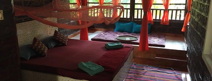 Namaste Yoga Farm is one of Davide'nin Beğendiği Mekanlar.