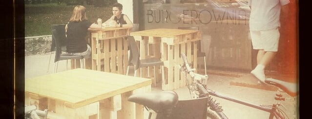 Burgerownia is one of Posti che sono piaciuti a Maciek.