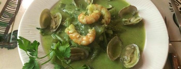 La Jacetania is one of Sitios donde comer (bien).