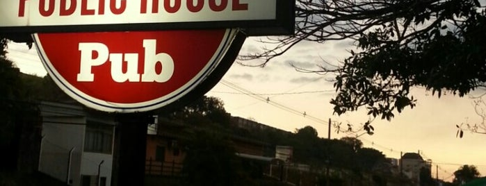 PUB Public House is one of Gespeicherte Orte von Sidney.