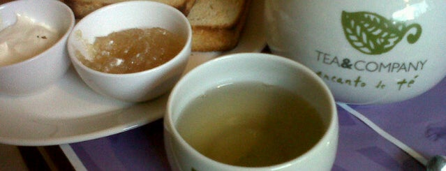 Tea & Company is one of Cuyo (AR).