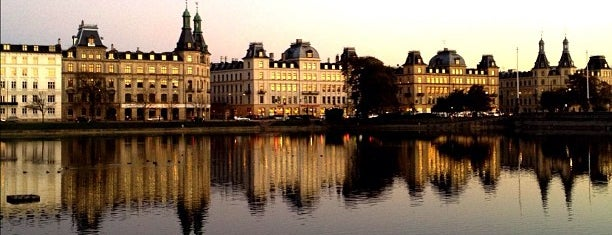 Søerne is one of Best of Copenhagen - during the day.