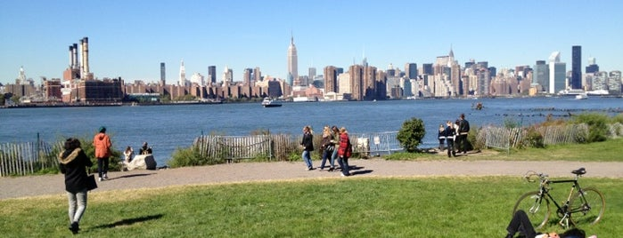 Marsha P. Johnson State Park is one of Brooklyn.