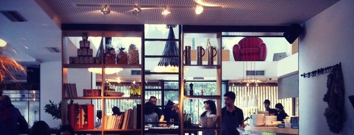Σπίτι Neat Eat & Cafe is one of Northern Athens favorites.