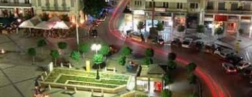 Omonia Square is one of Greece 2.