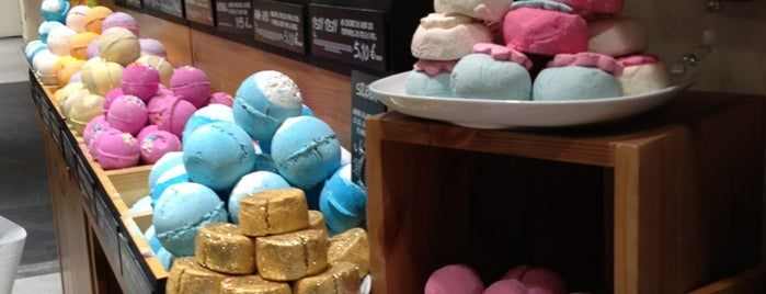 LUSH is one of Shopping.