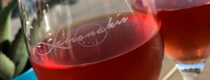 Grieks restaurant Lemonakis is one of Petri'nin Kaydettiği Mekanlar.
