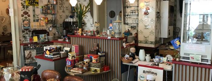 Café Sorgenfrei is one of Cafés.