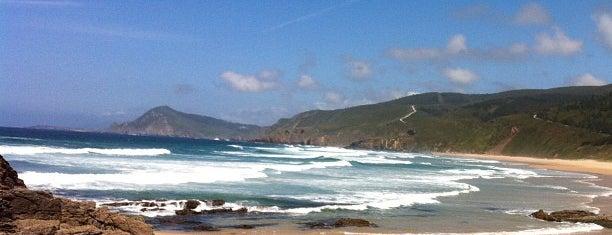 Praia de Ponzos is one of Playas de España: Galicia.