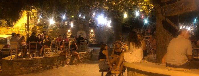 Barcarolla is one of สถานที่ที่ Ελενη ถูกใจ.
