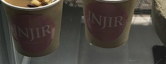 Injir Desserts is one of Posti che sono piaciuti a Grace.