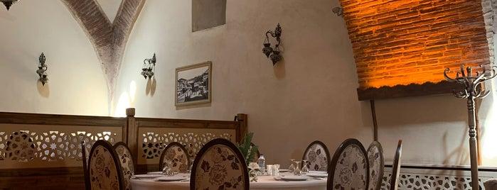 Cem Sultan Bedesteni Restaurant is one of orta karadeniz.