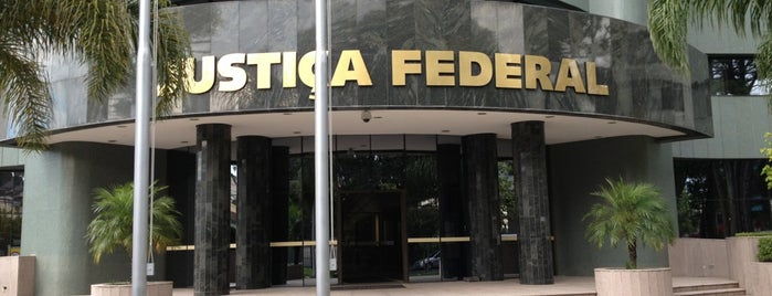 Justiça Federal is one of CWB.