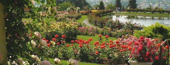 Hershey Gardens is one of Philadelphia.