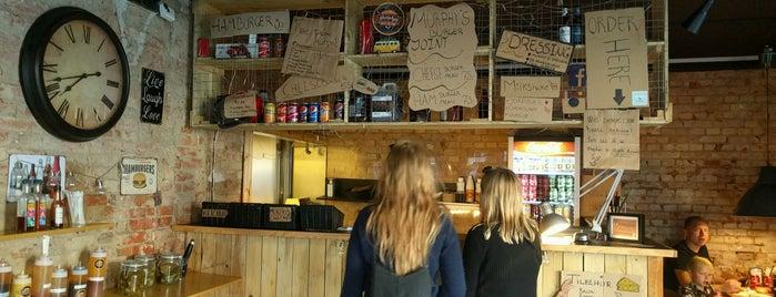 Murphy's Burger Joint is one of Aarhus.