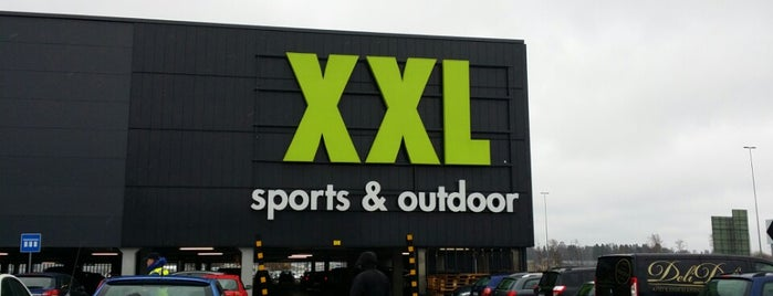 XXL Sports & Outdoor is one of Lugares favoritos de Iida.