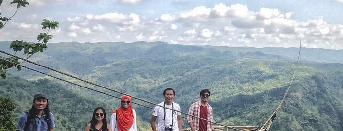 Jurang Tembelan is one of Indonesia.