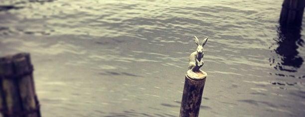 Hare Arseniy is one of Интересное в Питере.