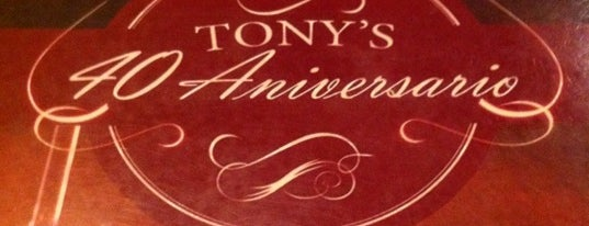 Tony Roma's is one of Minha Santiago (Chile).