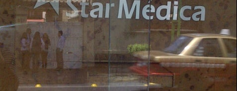 Star Médica Centro is one of D.F..
