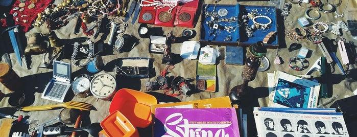 Блошиный Рынок Куреневка is one of Flea markets of the world.