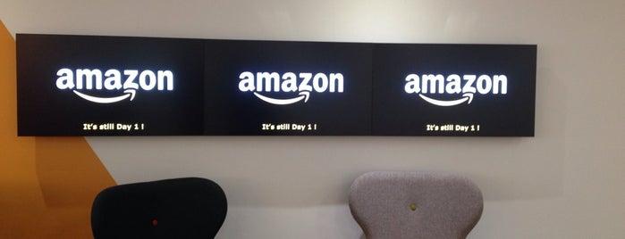 Amazon (LUX12) is one of Locais curtidos por Ahmet.