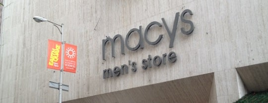 Macy's is one of California.