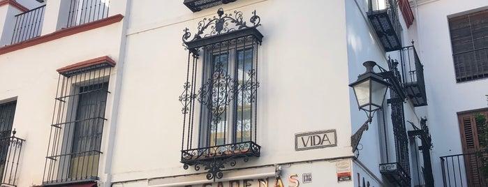 Sevillarte is one of Sevilla.