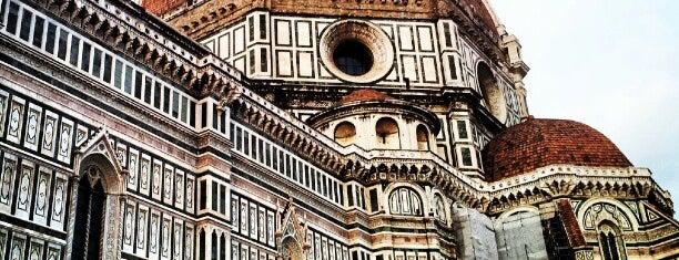 Cattedrale di Santa Maria del Fiore is one of Where to go in Italy.
