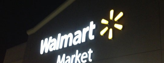 Walmart Neighborhood Market is one of DFW Grocery Stores.