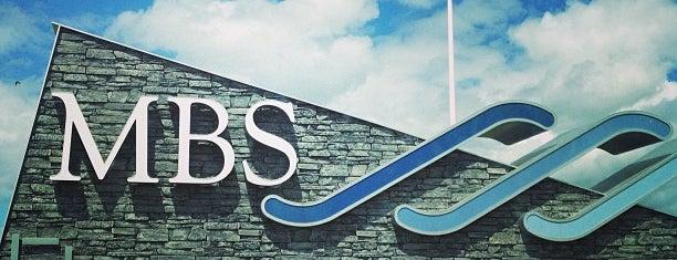 MBS International Airport (MBS) is one of Orte, die Scott gefallen.