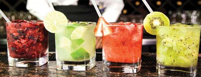 Pampa Gaucho Brazilian Steakhouse is one of สถานที่ที่ Leia ถูกใจ.