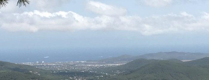 Sa Talaia (highest point in Ibiza) is one of Ibiza.