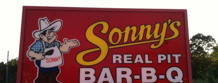 Sonny's BBQ is one of Atlanta.