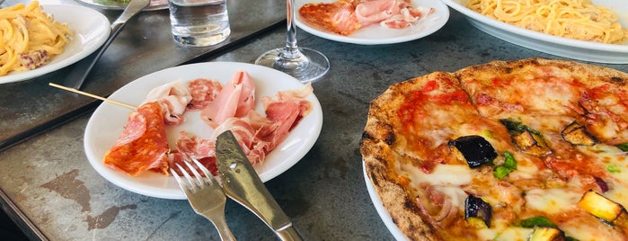 Pizzeria CANTERA is one of モリチャン : понравившиеся места.