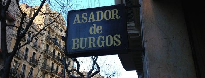 Asador de Burgos is one of Barcelona.