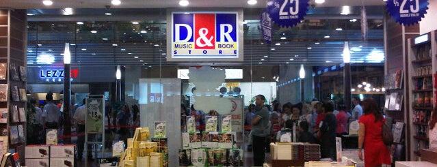 D&R is one of Sinem 님이 좋아한 장소.