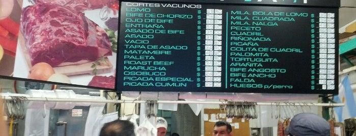 Piaf is one of Mercado Gourmet.