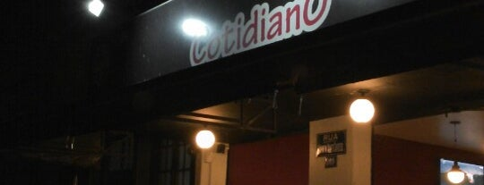 Cotidiano Bar is one of Locais salvos de Stefan.