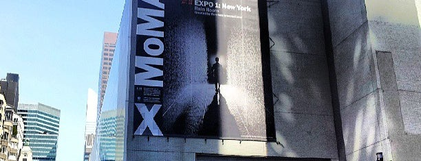 Museo de Arte Moderno (MoMA) is one of New York City.