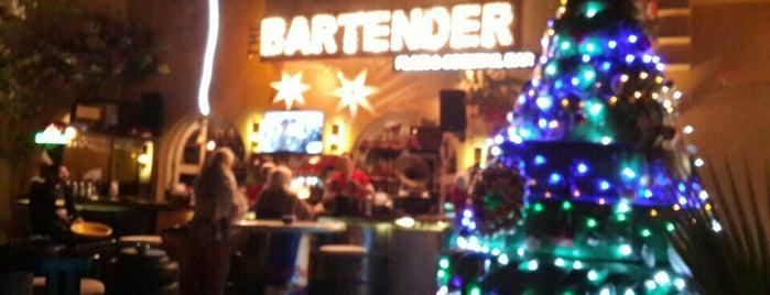 The Bartender Bar is one of El Gouna.