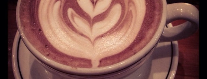 Woodberry Kitchen is one of Latte Art Baltimore.