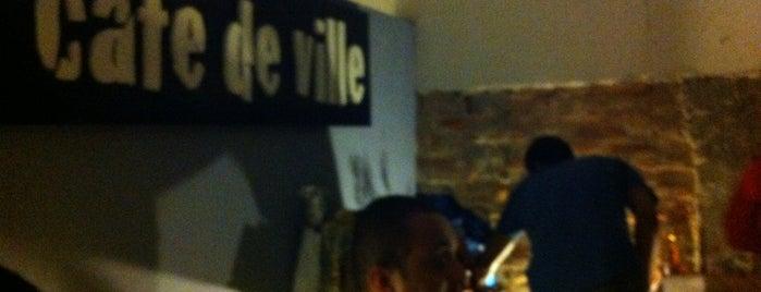 Café de Ville is one of Cafés e outros.
