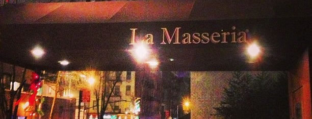 La Masseria is one of Bitch of Hell's Kitch Nomz.