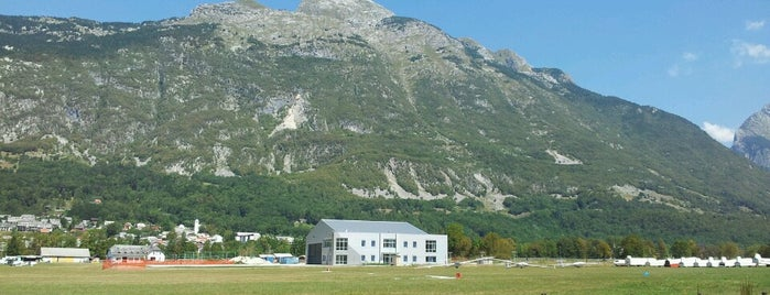 Bovec is one of Bled and Soca Valley.