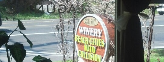 Laguna Canyon Winery is one of OC.