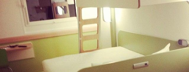 ibis budget Berlin Kurfürstendamm is one of Joud's Liked Places.