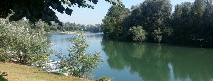 Ponte dell'Adda is one of Locais curtidos por Mik.