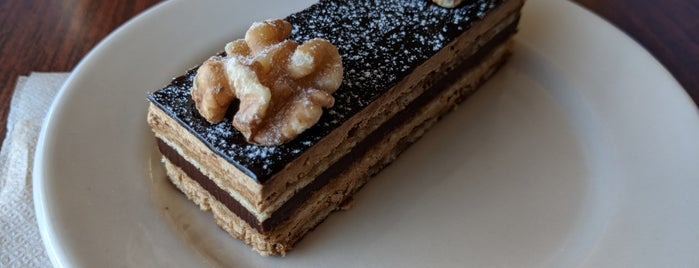 La Patisserie is one of Austin + Cedar Park: Coffee/Sweets.