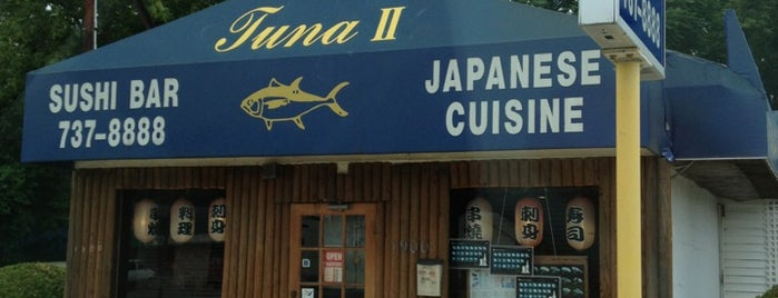 Tuna II Sushi Bar is one of Local.